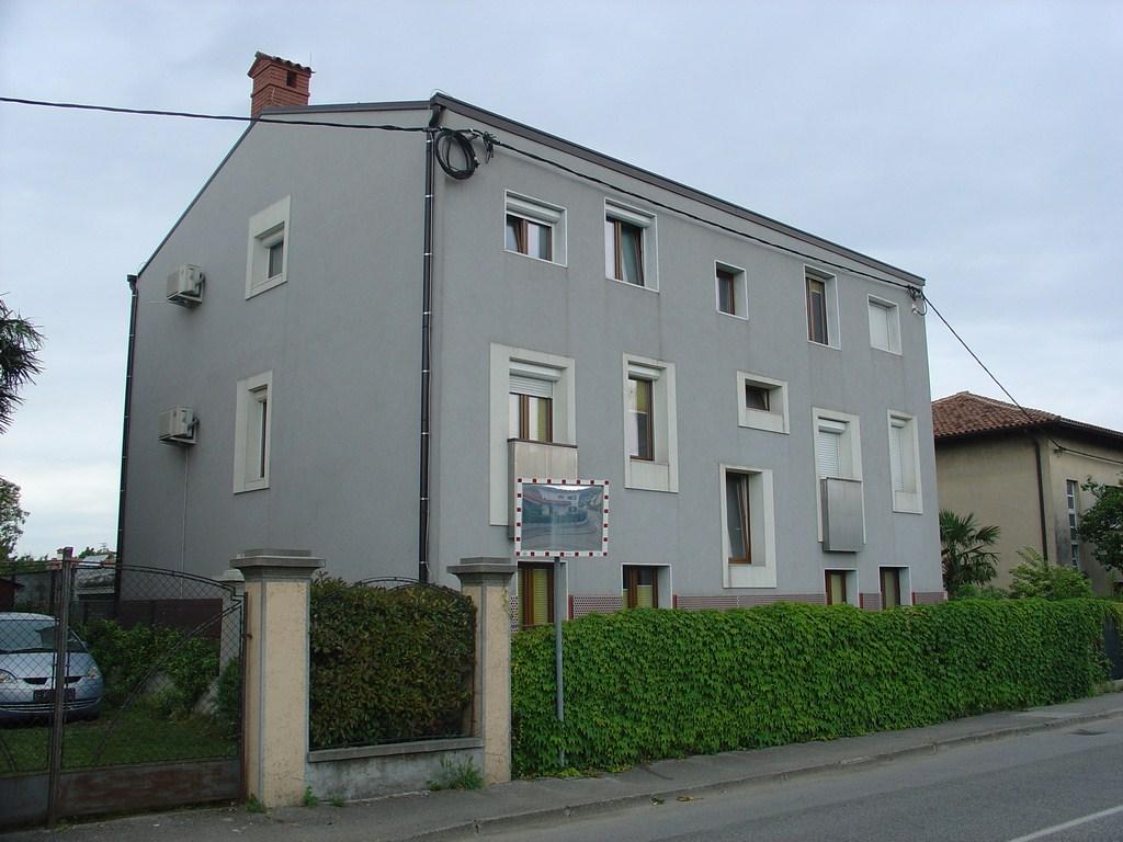Cesta Goriške fronte 22